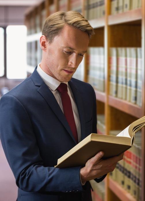 ley de derecho procesal